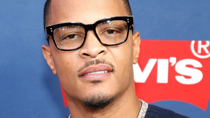 MY DAUGHER IS STILL VIRGIN SAYS RAPPER TI: To validate her virginity, I take my daughter to the gynaecologist, T.I. says