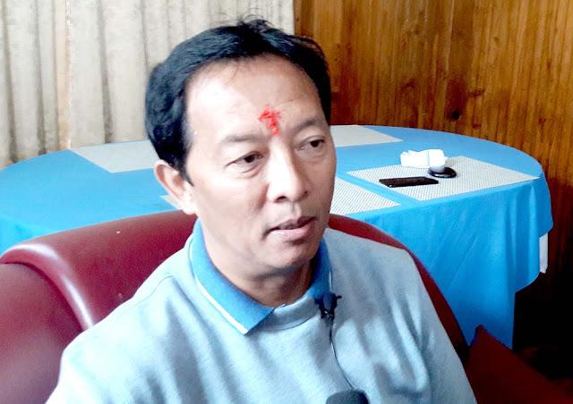 Binoy Tamang GTA BOA Chief