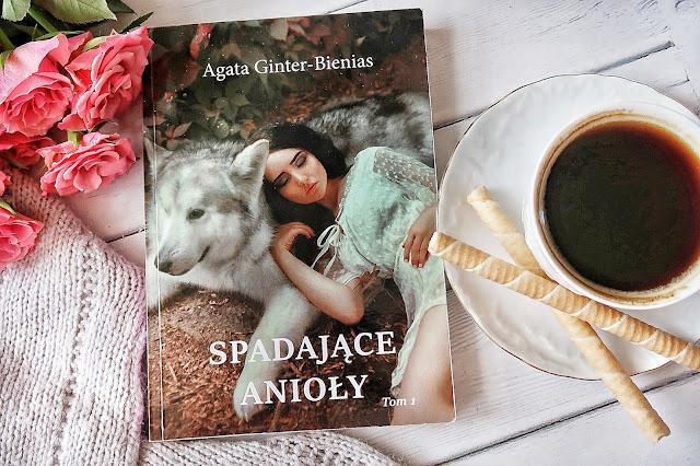 """""""Spadajace Anioły"""" Agata Ginter-Bienias - Debiutancki NIEWYPAŁ."""