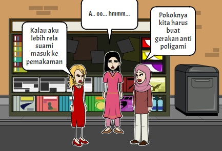 komik poligami