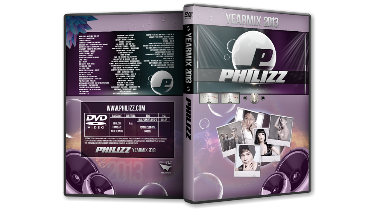 Philizz Video Yearmix 2013