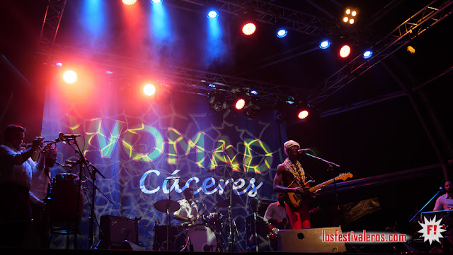 WOMAD FESTIVAL 2019, CÁCERES / Vaudoo Game