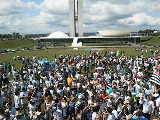 Movimento Surdo em Brasília