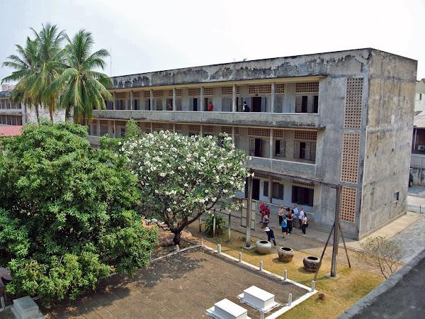Prision S-21: museo Toul Sleng