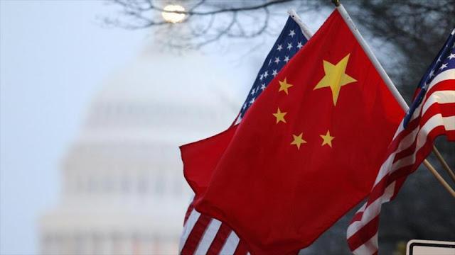 EEUU prohibirá la operación de los medios legales chinos