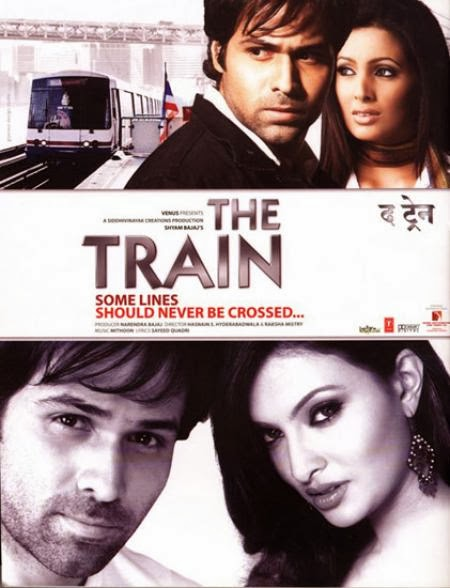 The Train 2007 Hindi WEB HDRip 480p 300mb
