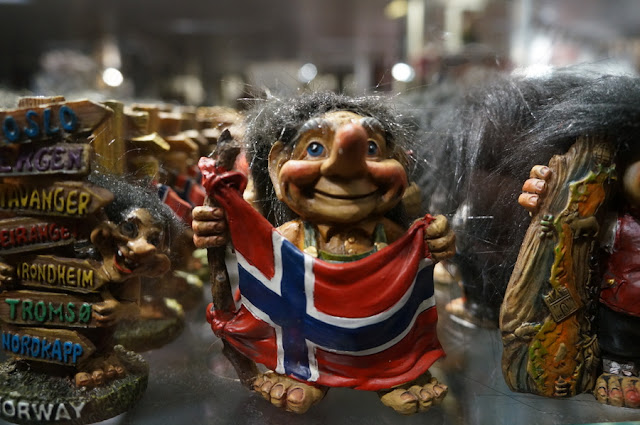 Trolls da Noruega: tudo o que você precisa saber sobre eles para viajar à Noruega