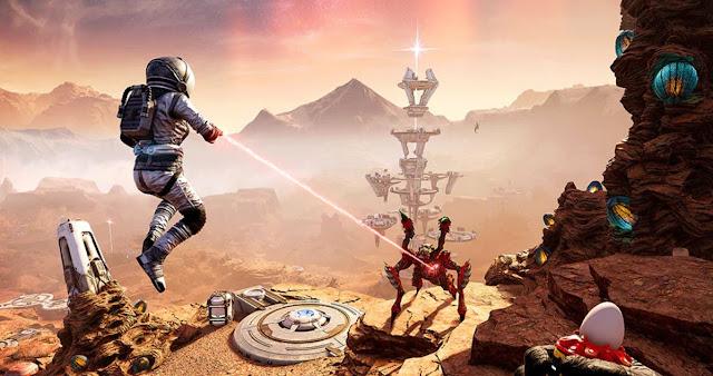 Far Cry 5: Perdido em Marte