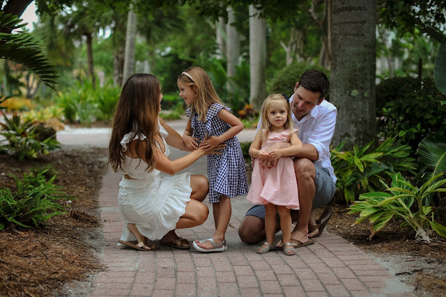 professional family photograph on captiva