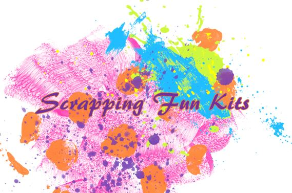 Scrapping Fun Kits