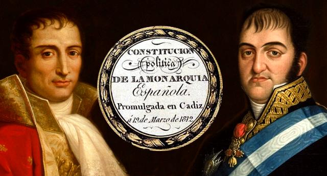 José Bonaparte y Fernando VII