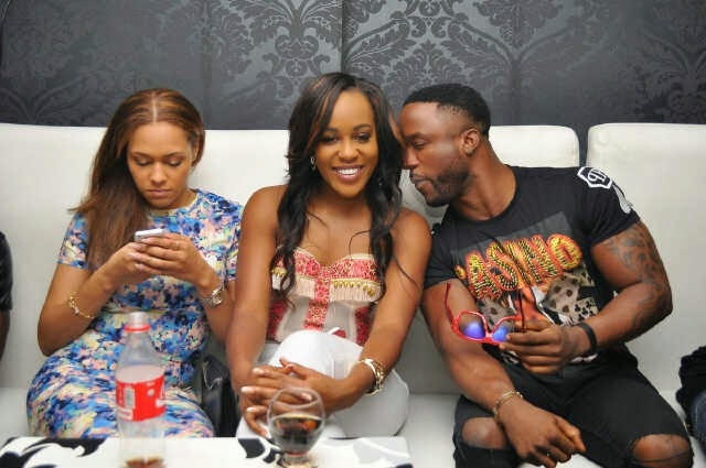 l Don Jazzy, Tiwa Savage, others @ The Place for #MTNCelebDouble rave