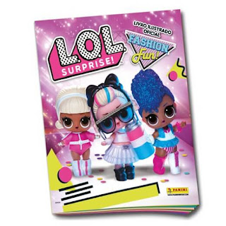Livro Ilustrado Oficial LOL Surprise 3 - Fashion Fun! na Banca Vanildo