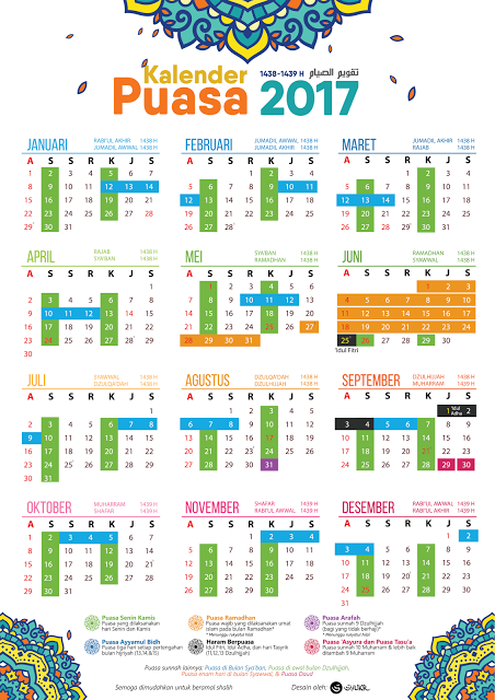 Jadwal Imsakiyah Puasa Ramadhan