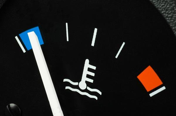 Berapakah suhu optimum untuk enjin kereta?