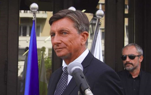 Президента Словенії закликають піти у відставку через Україну
