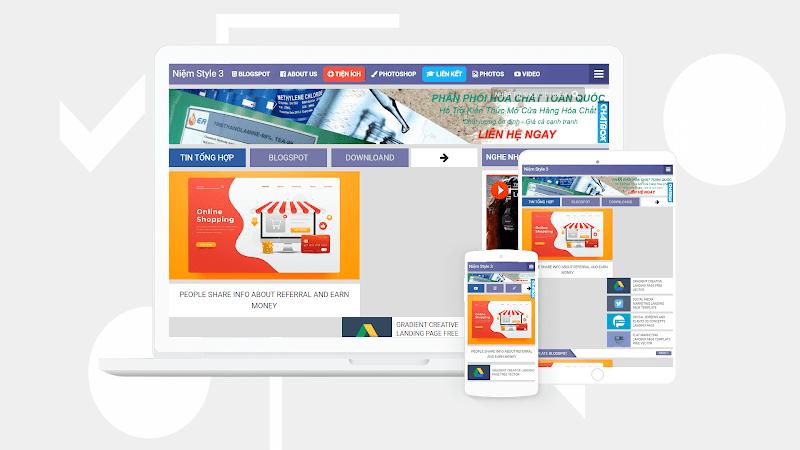 Niệm Blog S3 Premium