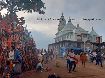 Pachmarhi Chauragarh Temple