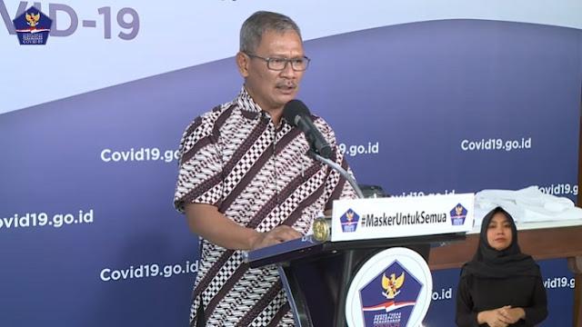Update Terbaru Kasus Virus Corona di Indonesia per Rabu, 15 April 2020: 5.136 Total Positif