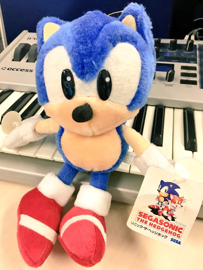 Tomoya Ohtani: The dead stock Classic Sonic (with … - Translations