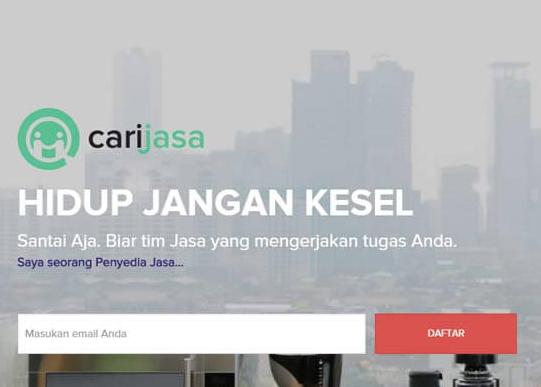 Cari Jasa teknisi, Kargo, Tukang service