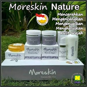 Moreskin Nature Ori Nasa (Paket)