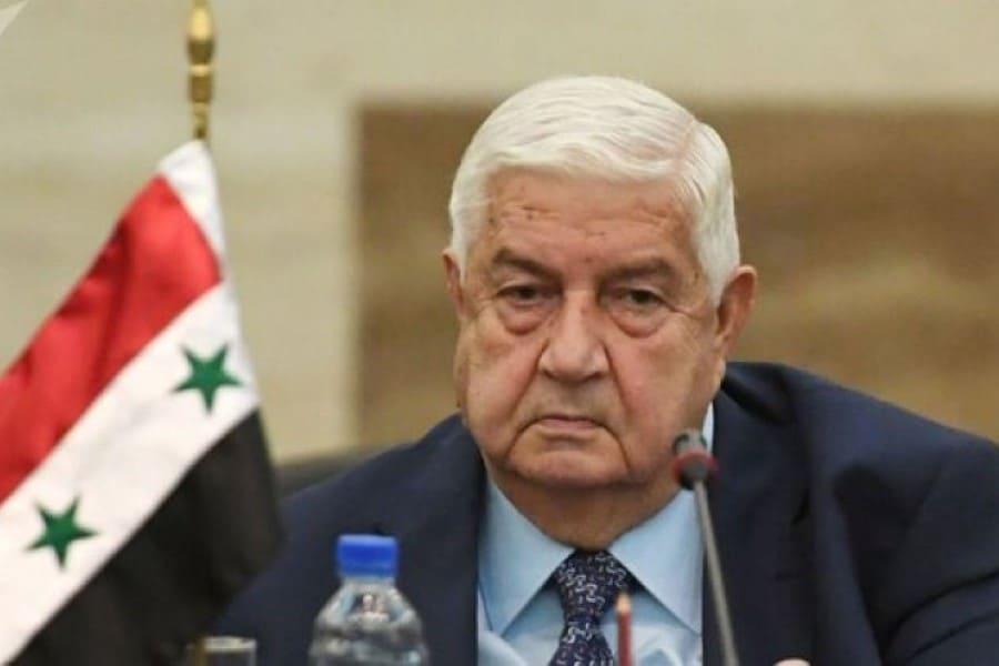 Jenderal Pendukung Rezim Assad, Walid Almu'allem Tewas Hari Ini