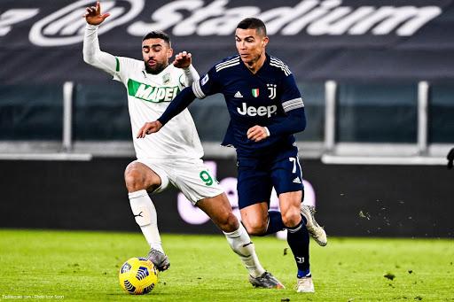 ملخص مباراة يوفنتوس وساسولو (3-1) في الدوري الايطالي