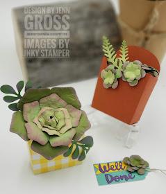 succulent fry box treats