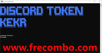 Discord Token Gen & Checker By Jiriya