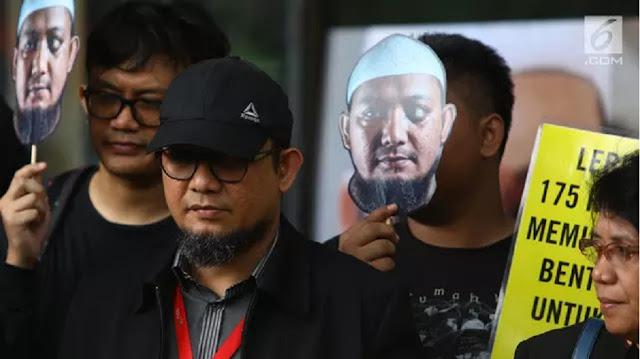 Waktu Habis, Tim Bentukan Kapolri Gagal Ungkap Kasus Novel Baswedan