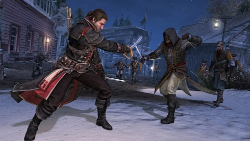 Assassin's Creed: The Rebel Collection Gameplay