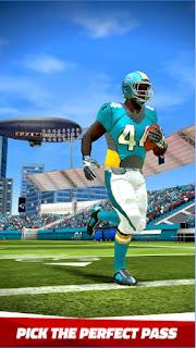 Flick Quarterback 17 Apk Hack Mod