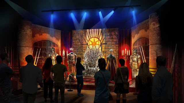 The Game of Thrones: Touring Exhibition