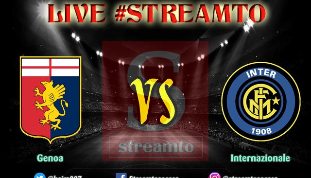 Serie A: Genoa vs Internazionale (2017/18)