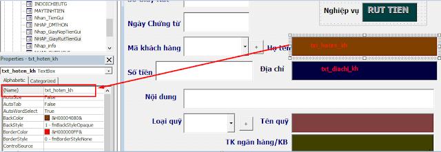 Vlookup VBA Excel - Truy vấn tra cứu thông tin trên UserForm