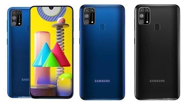 Samsung Galaxy M31 Full Spesifikasi dan Harga Terbaru