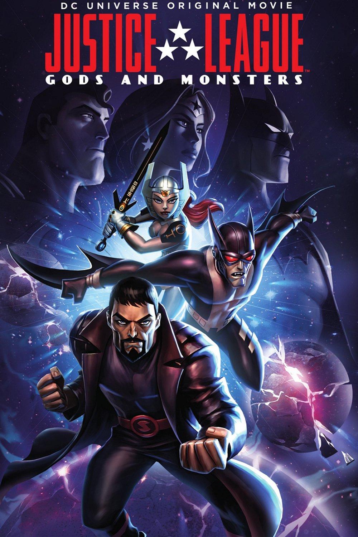 Liga da Justiça: Deuses e Monstros Dublado