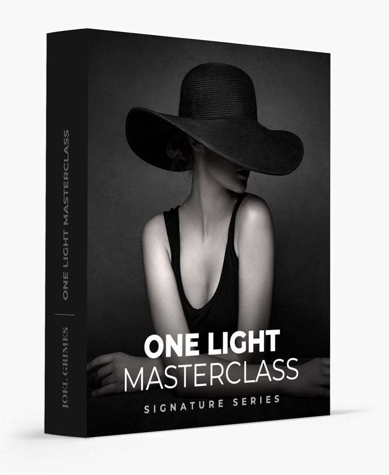 Joel Grimes Workshops - One Light Masterclass (Update)
