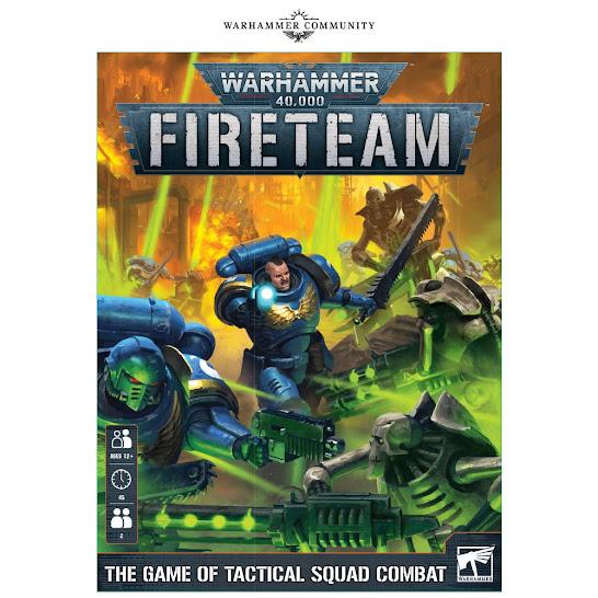 Warhammer 40,000: Fireteam