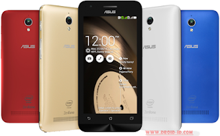 Cara Root Asus Zenfone C ZC451CG Via PC