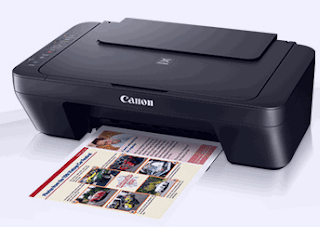 PIXMA MG3050 Series Driver Download All-In-One Colour Printer