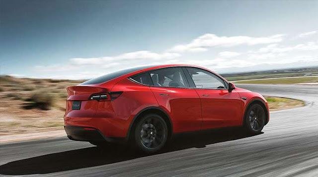 model Y de Tesla