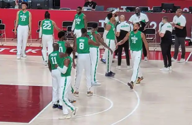 Tokyo 2020: Australia Defeat Nigeria's D'Tigers In First Olympics