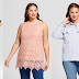 *Hot* Target: 70% Off Women's Plus Clothing Sale! Tops Starting At $5.98 and Dress at $8.98!