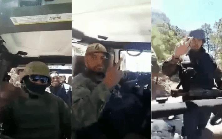 """""""Los Viagras"""" de autodefensas dirigidos por """"Papá Pitufo"""" a """"el grupo más sanguinario y peligroso"""" de Michoacán"""