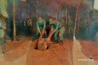 museum paseban monumen pancasila sakti