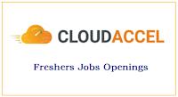 CloudAccel-freshers-recruitment