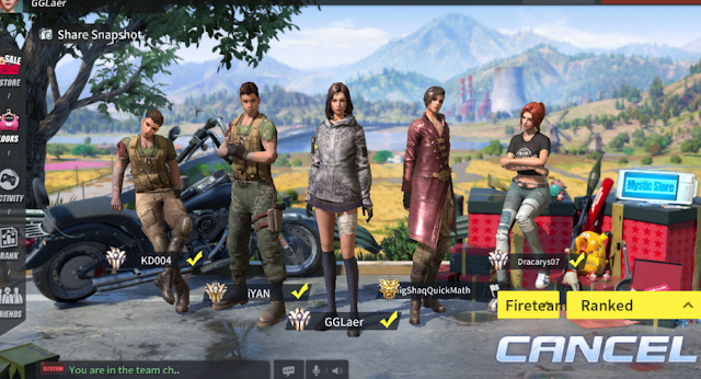 Rules of Survival Quick Game Review