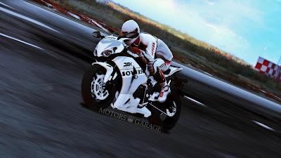 GTA V - Honda CBR 1000 RR 4